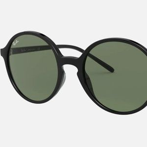 NWOT RayBans RB4304 Classic in Black